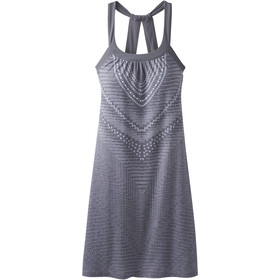 Prana Cantine Dress Dame charcoal synergy